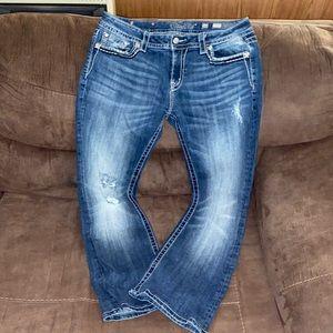 Woman's size 33 Miss Me jeans!